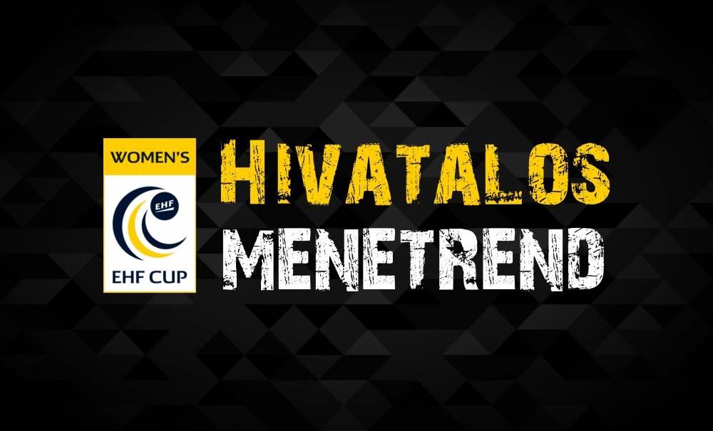 EHF-kupa: Megvan a csoportkör pontos, hivatalos menetrendje!