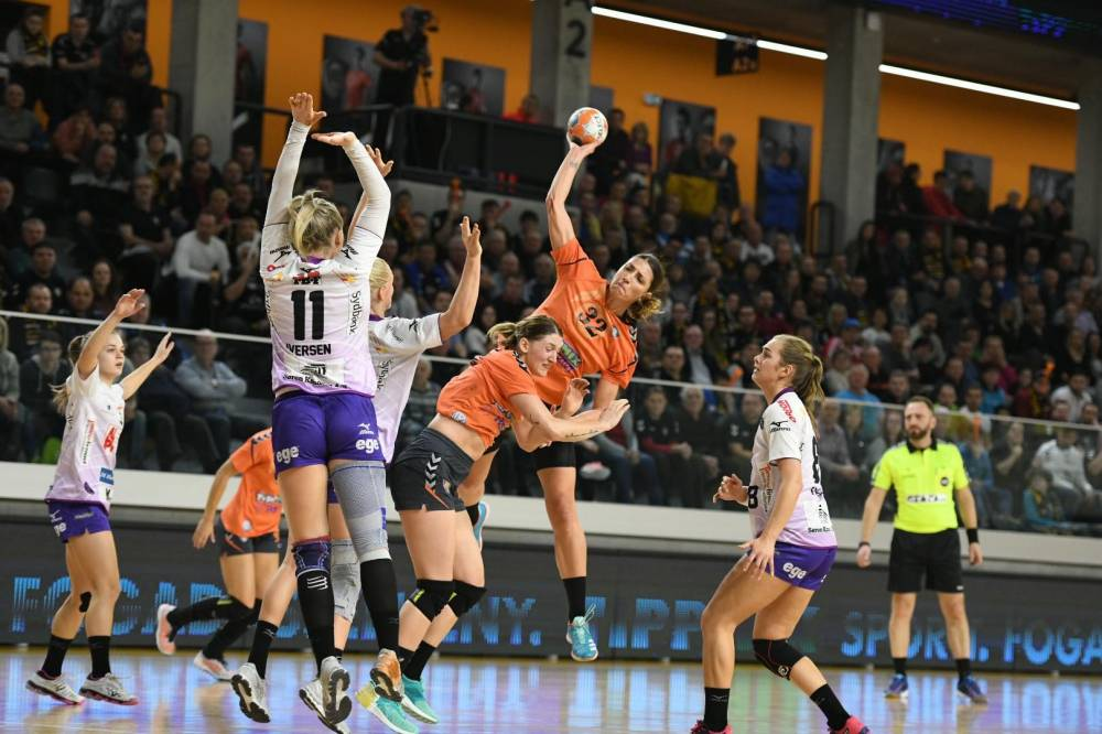 SKC starts with victory in the EHF group phase