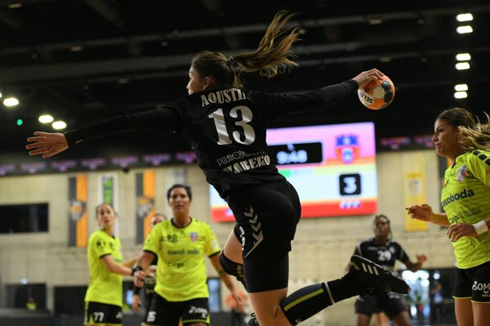 Top of the group in the EHF Cup