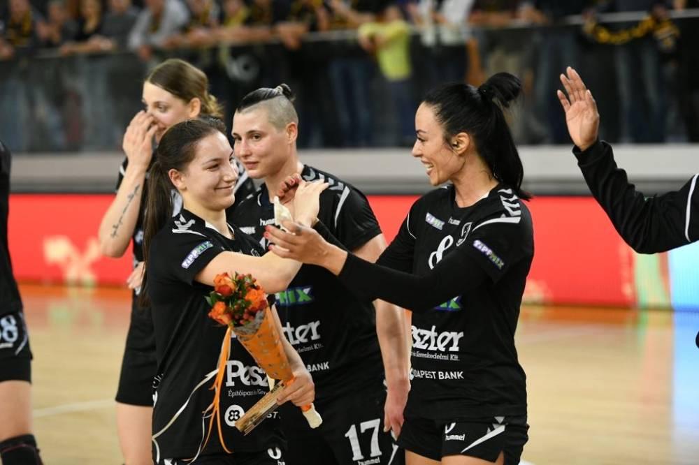 Könnyed győzelemmel hangoltunk az EHF-kupára