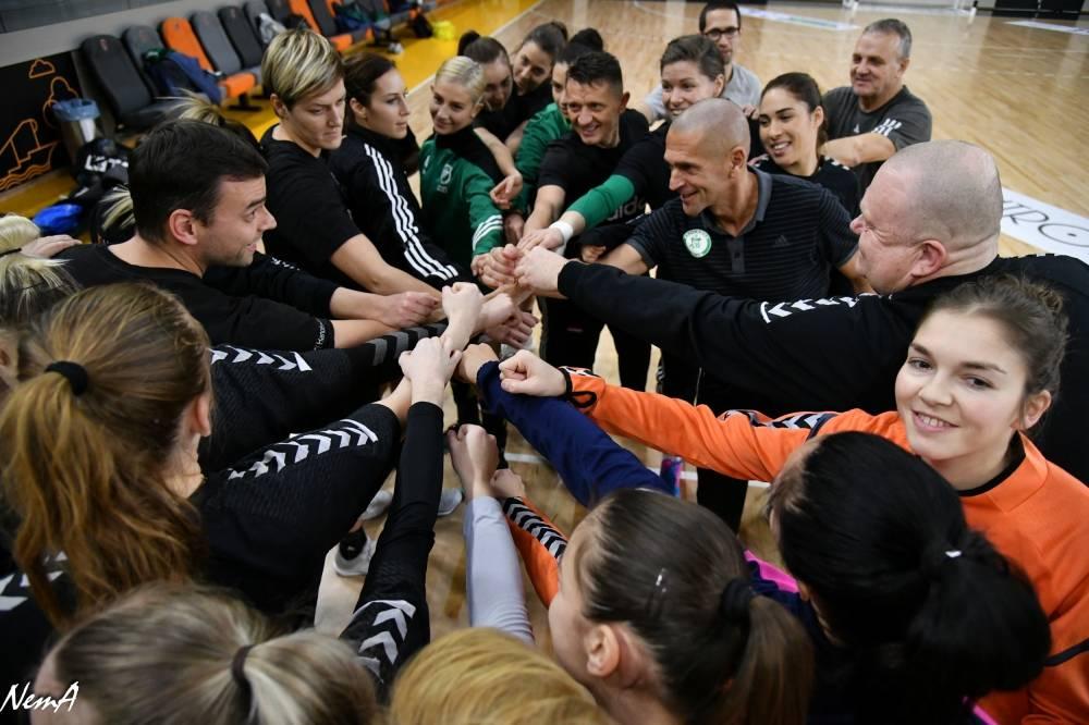 SKC–Győr közös edzés   Videó-összefoglaló, edzői nyilatkozatok, képgaléria