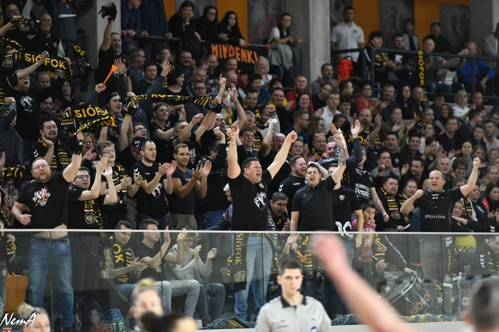 Jegyinformációk a Podravka – Siófok KC mérkőzésre
