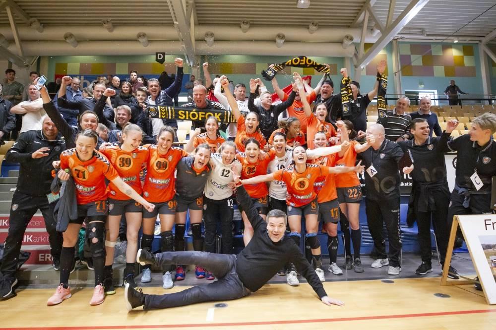 Klubtörténelmi siker: Ott vagyunk az EHF-kupa döntőjében!