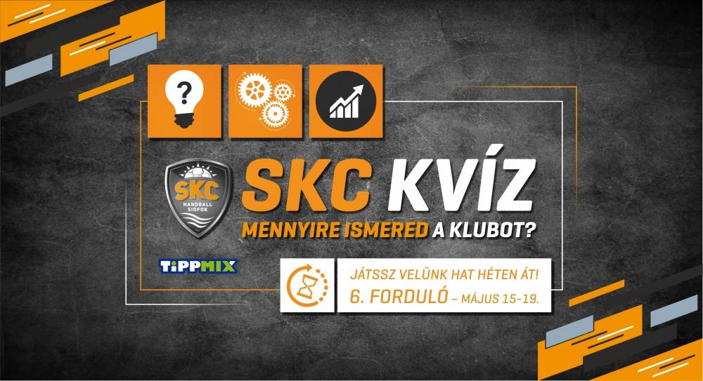 SKC Kvíz – 6. forduló
