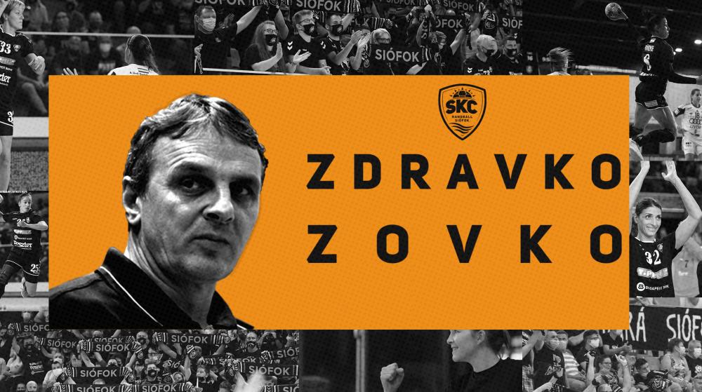 Zovko első interjúja az SKC vezetőedzőként