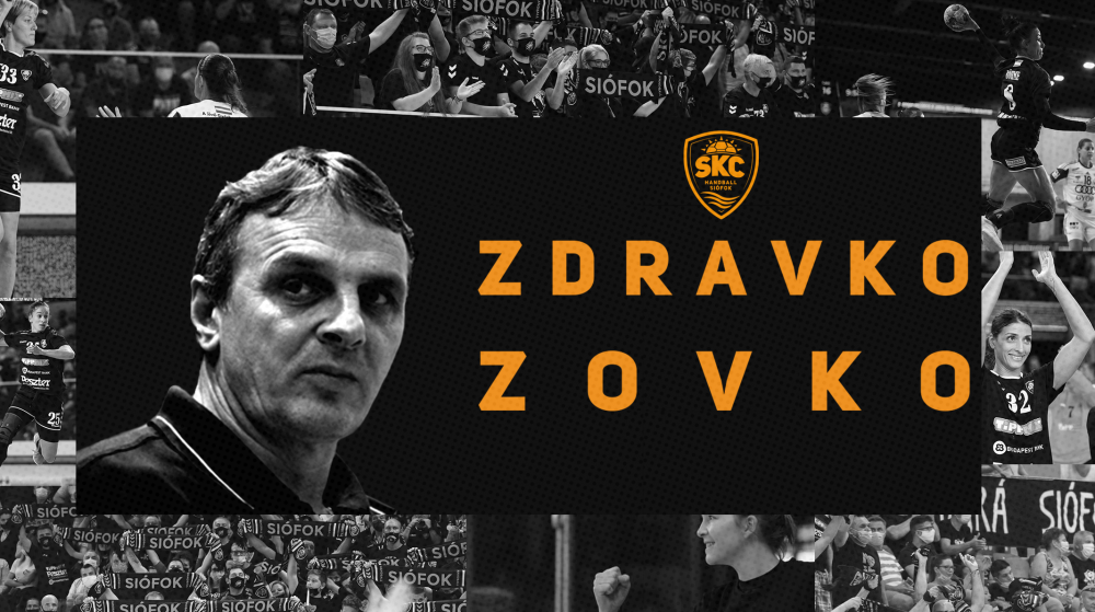 Zdravko Zovko az új vezetőedző