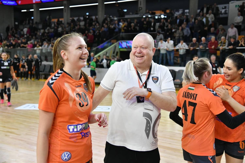 Well deserved victory against Fehérvár