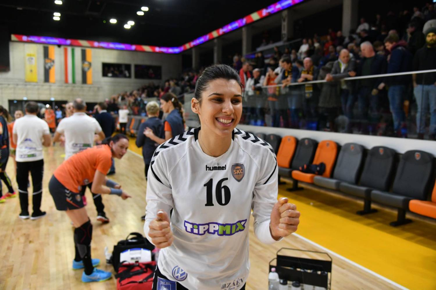 Great victory in EHF Cup