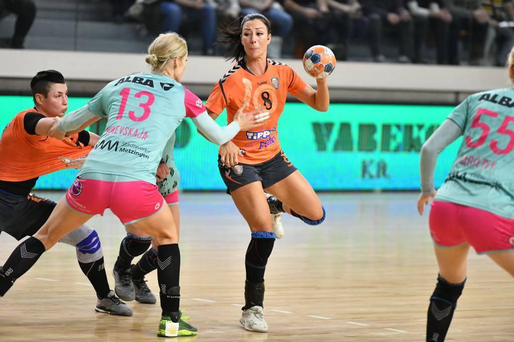 Victory against Metzingen