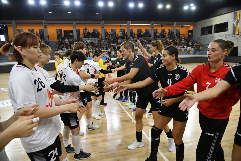 Siófok KC – South Korea