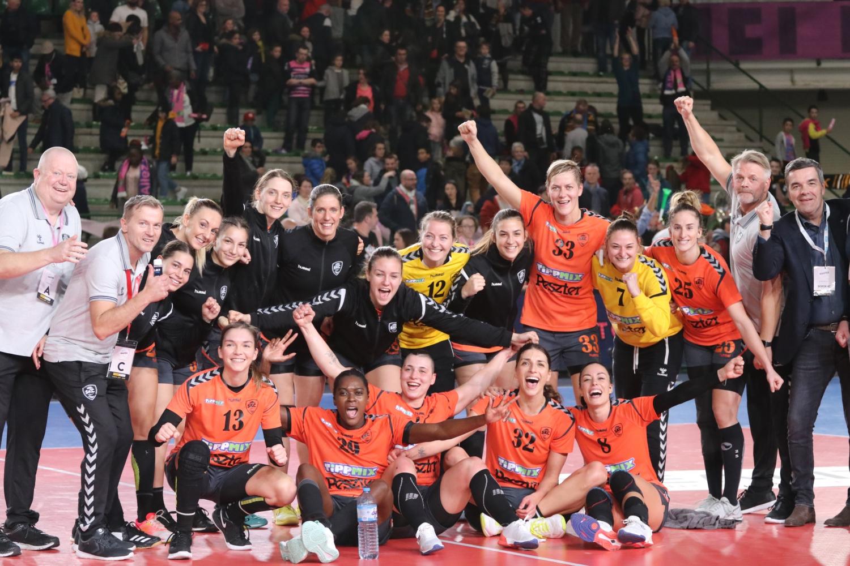 EHF-kupa: fantasztikus győzelem Franciaországban!