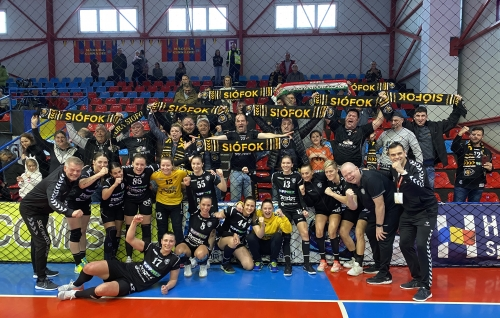 Away victory against Magura in the EHF Cup